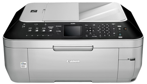 Canon Pixma MX860 / MX868. Service Manual