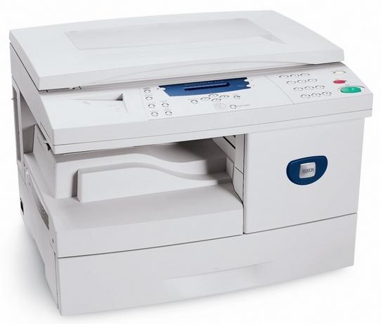 Xerox Workcentre M20 4118 Faxcentre 2218 Family Service border=
