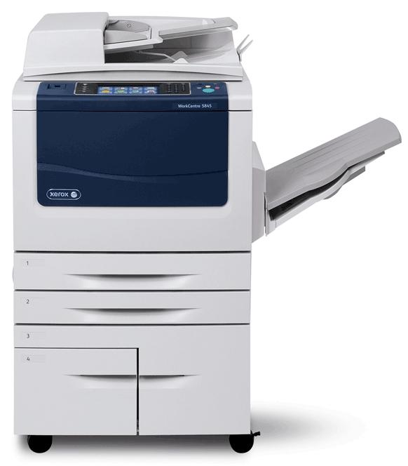 Xerox workcentre 5865 manuals.