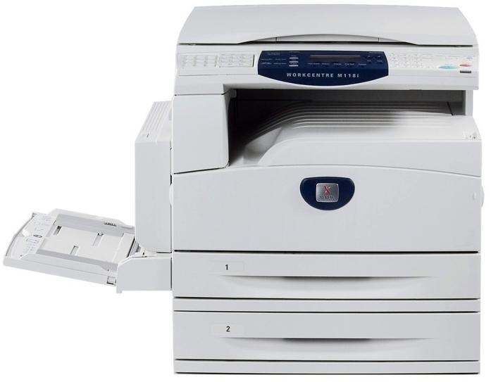 Xerox Copycentre C118 Инструкция - фото 2