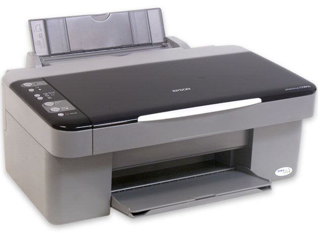 Ongebruikt Epson Stylus CX2000, CX3000, DX4000 series. Service Manual CW-58
