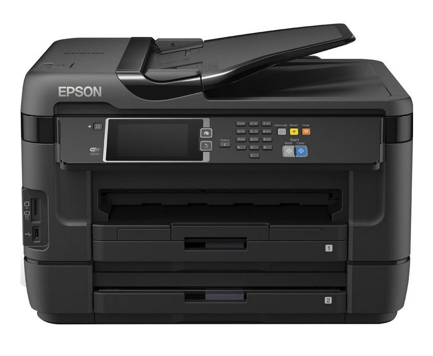Epson Wf  7610    7110 Series  Service Manual