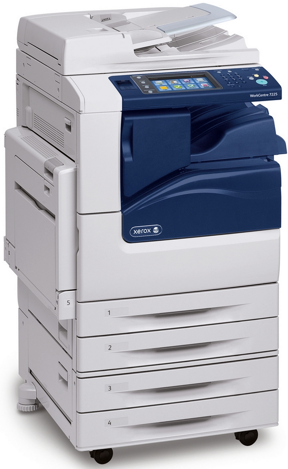 Xerox 7845 Fuser System Error